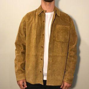 Suede Sundance Coat